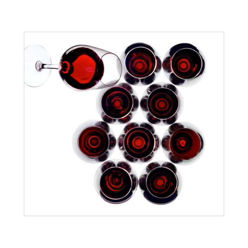 Indbydelse til vin smagning